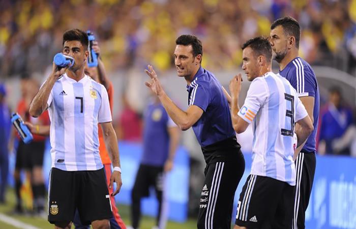 Los que vuelven a la Selección de Scaloni. Foto: AFP