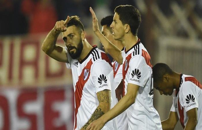 River Plate está en cuartos de Copa. Foto: Twitter