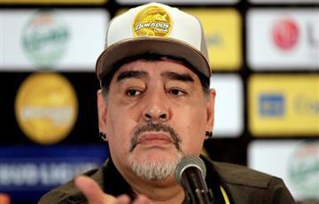 """""""Van a despedir a Maradona porque está enfermo"""""""