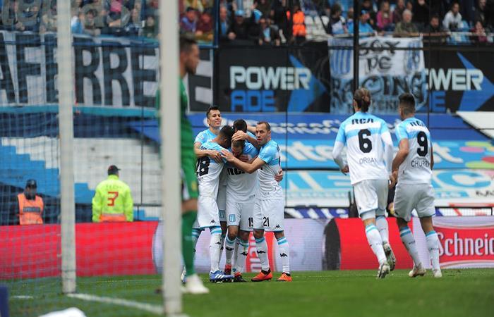 Tabla de posiciones de la Superliga Argentina