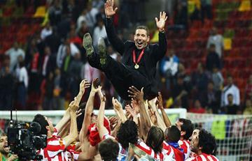 Simeone busca un triunfo con su equipo