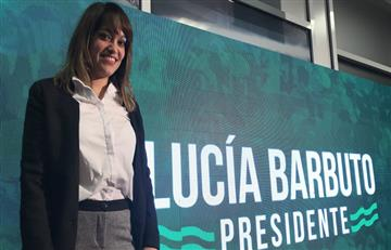 Banfield: Lucía Barbuto hace historia como la primera presidenta de un club argentino