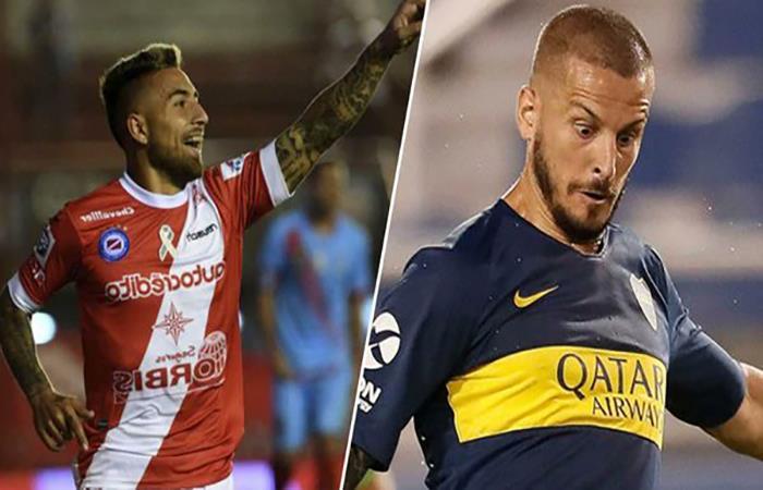 Boca Juniors vs Argentinos Juniors EN VIVO ONLNIE por la Superliga