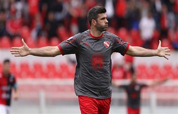Los goles del primer triunfo del 'Rojo' en la Superliga