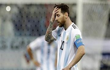 """""""Si Messi no va a la Selección estamos mejor"""""""