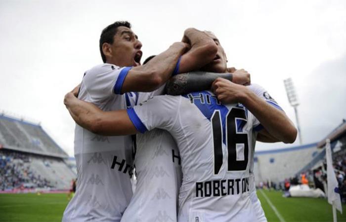 Vélez venció 1-0 a San Martín de Tucumán (Foto: Twitter)