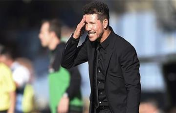 Simeone debutará en la Champions sin sus fuguras