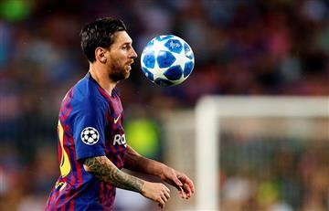 Mirá el hat-trick de ensueño de Messi que le dio el triunfo al Barcelona