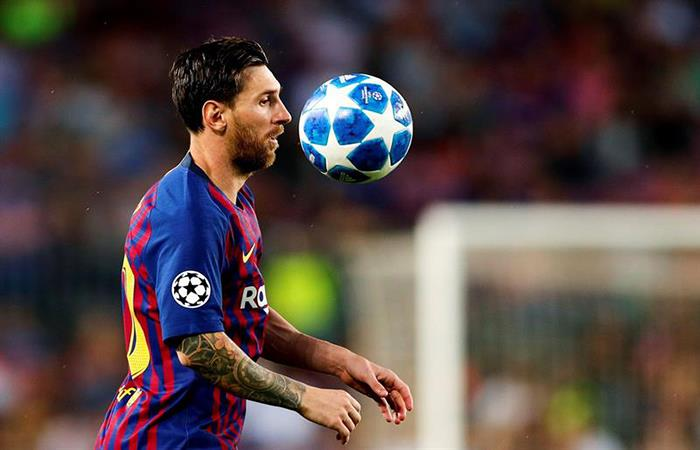 Barcelona vs PSV: Lionel Messi brilló con tres goles de ensueño en la Champions