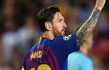La prensa española se rinde a los pies de Messi