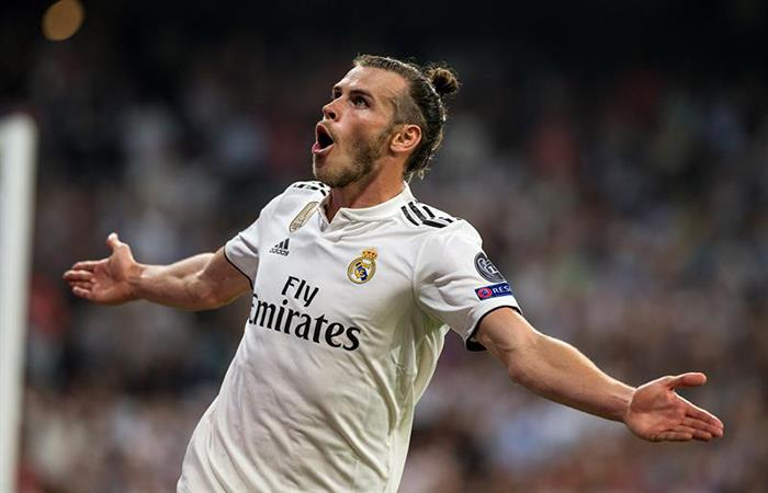 Gareth Bale volvió a anotar y viene cumpliendo con creces ser el nuevo líder tras la partida de Ronaldo. Foto: EFE