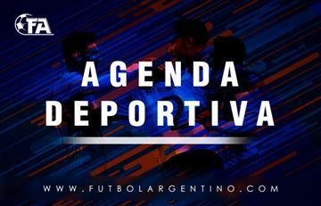 Hora y canal de todo el deporte para este jueves en la Argentina