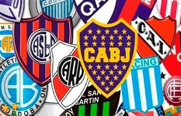 Los clubes más valiosos del fútbol argentino