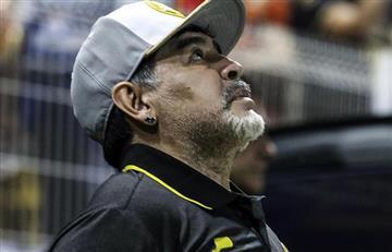 ¿Cuándo juega el Dorados de Maradona?