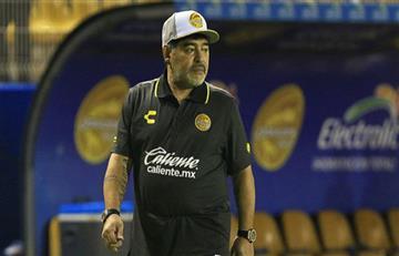 Maradona y el gran gesto con os afectados de las lluvias en SInaloa