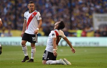 River se copó con el Pity e Ignacio