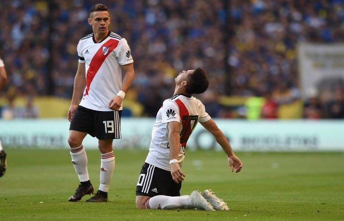 River Plate venció 2-0 a Boca Juniors. Foto: Twitter