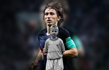 Luka Modric conquista el premio a mejor jugador del mundo
