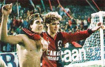 25 de septiembre: a 30 años del debut de Batistuta en el fútbol