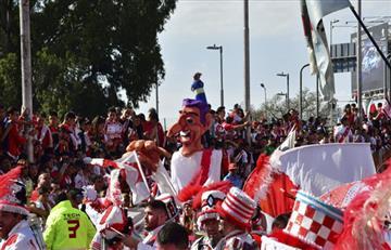 River Plate: el club de Nuñez le agradeció a su hinchada