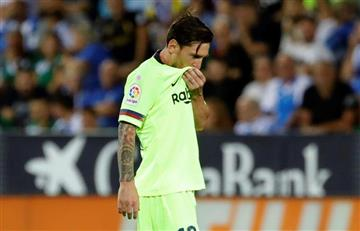 ¡Messi perdió contra el último!
