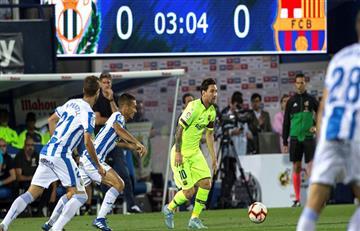 Los 700 partidos de Messi