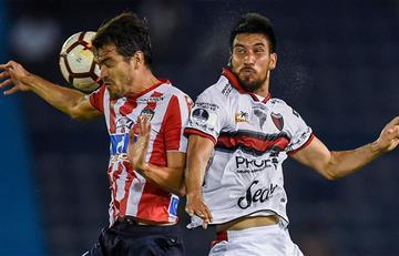 Colón espera un milagro en la Sudamericana