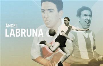 Los 100 años de Ángel Labruna