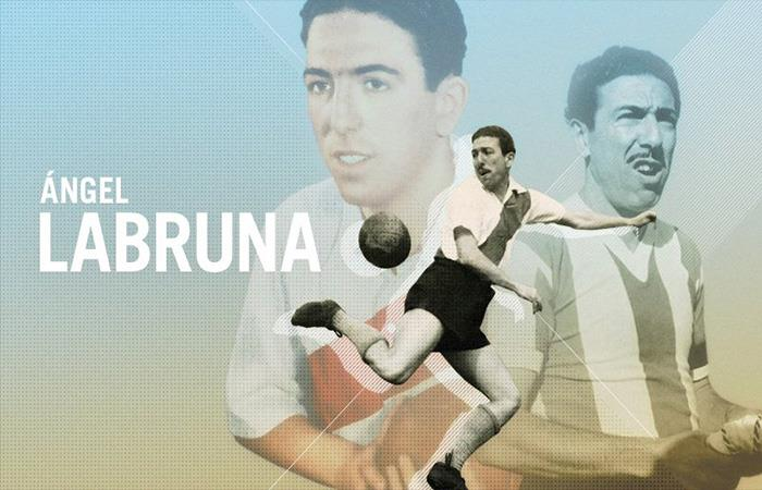 Ángel Labruna. Foto: Twitter