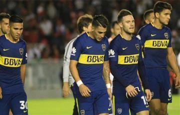 El martirio de Boca Juniors