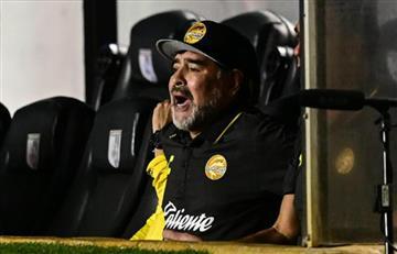 Los dorados de Maradona van por un triunfo