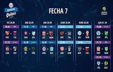 La radio que transmite la Superliga