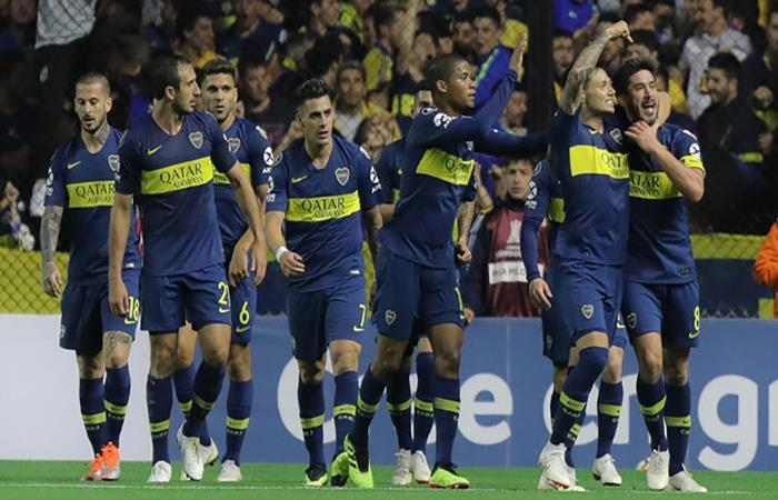 Boca Juniors. Foto: Twitter