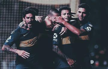 Boca le apunta a las semis de la Libertadores