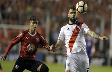 El último River vs Independiente por Libertadores