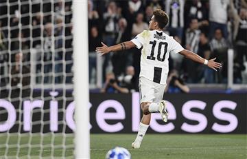 Dybala el hombre gol de la Juve