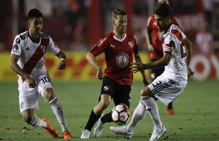 River Plate vs Independiente: historial en la Copa Libertadores