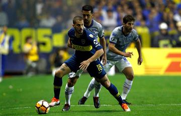 EN VIVO: Boca Juniors vs Cruzeiro
