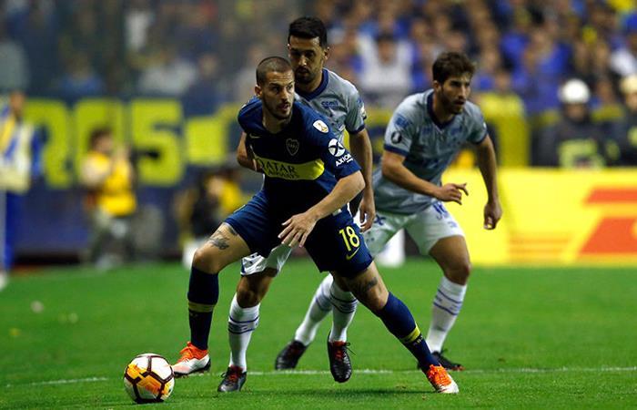 Boca Juniors visita a Cruzeiro para asegurar su clasificación. (FOTO: EFE)