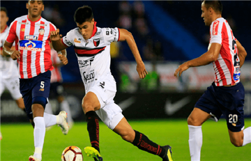 EN VIVO: Colón vs Junior por la Copa Sudamericana