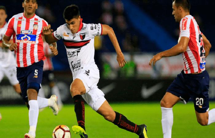Colón vs Junior EN VIVO ONLINE por la Copa Sudamericana