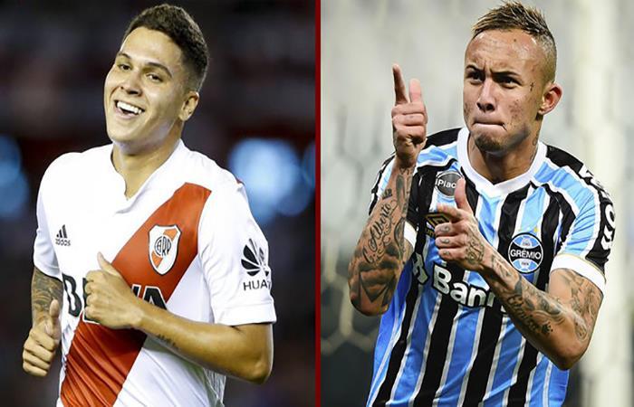 River Plate y Gremio se enfrentan en semifinales de la Libertadores. (FOTO: EFE)