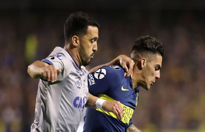 Cruzeiro y Boca chocan en Brasil por un lugar en las semifinales de la Copa Libertadores. (FOTO: AFP)