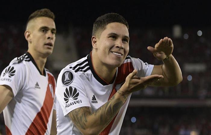 River Plate quiere continuar con su gran momento ante Sarmiento por la Copa Argentina. Foto: Twitter