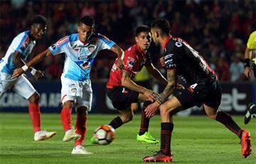 Colón fuera de la Sudamericana