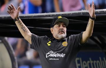Diego Maradona: conocé cuándo juega su equipo