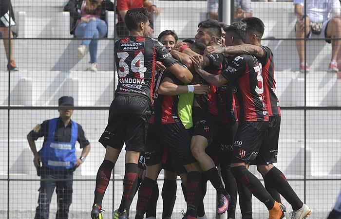 Patronato vs Independiente. Foto: Twitter