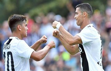EN VIVO: Juventus de Cristiano y Dybala vs Udinese