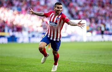 Correa le dio el triunfo al 'Cholo'
