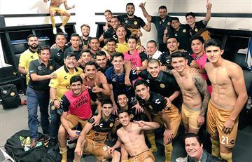 Ganaron los Dorados de Maradona